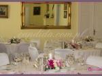 dekoracja sali weselnej w Dworze Radzin