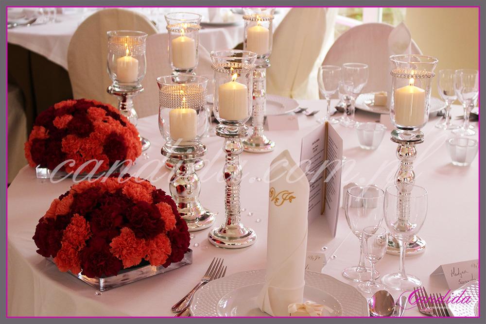 ślub w plenerze i wesele w Villa Park Julianna