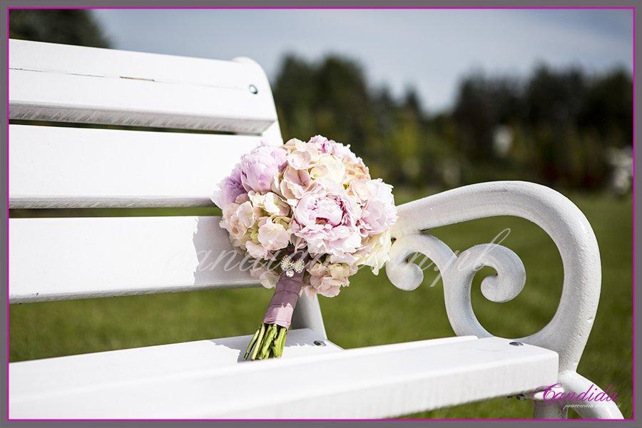 wiązanka ślubna bukiet ślubny