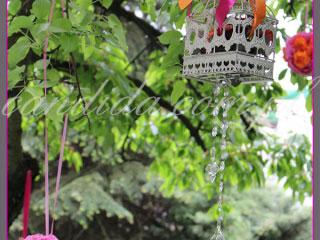 ślub w plenerze dekoracje kwiatowe ślubu w plenerze w Villa Park Julianna 14