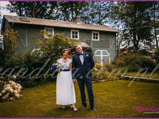 Młoda Para,dekoracje kwiatowe  ślubu w plenerze w Dworze Radzin, bukiet ślubny, butonierka 25