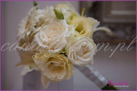 wiązanki ślubne, bukiety ślubne, galeria ze zdjęciami wiązanek