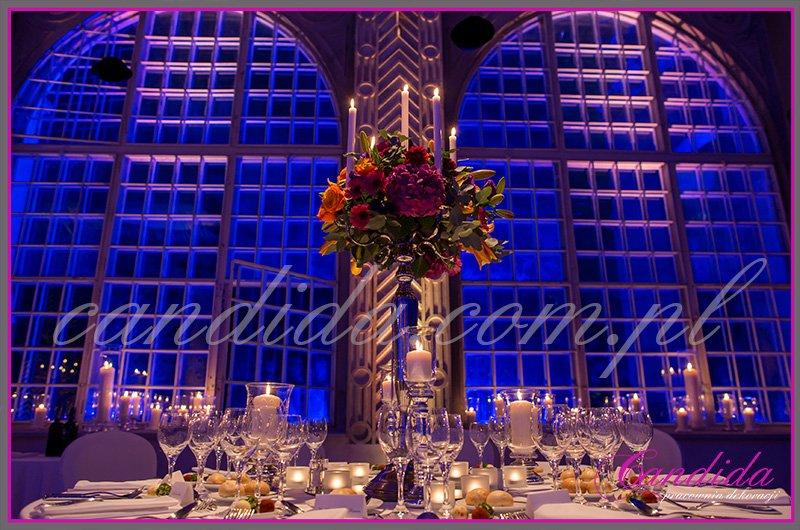 dekoracje eventowe, kwiaty dla firm